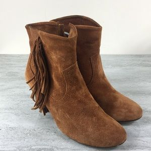 Steve Madden Suede Style Booties